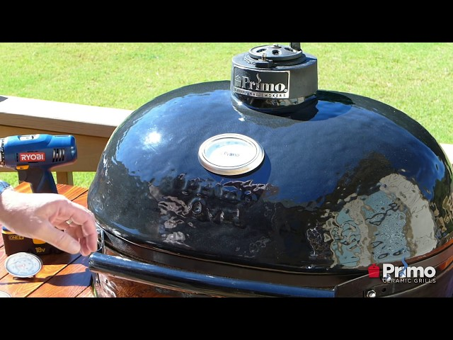 How To   Install the New Primo Thermometer