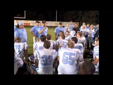 Chiefland at Trenton football 100209