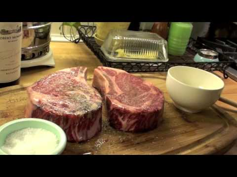 chef secrets - Learn how to make perfect, restaurant quality steaks at home. Restaurant chef secrets are revealed in this how-to segment that teaches you how to make the be...