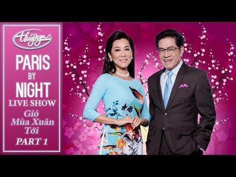 PBN Live Show - Gió Mùa Xuân Tới (Full Program - Part 1) - Thời lượng: 1:48:03.