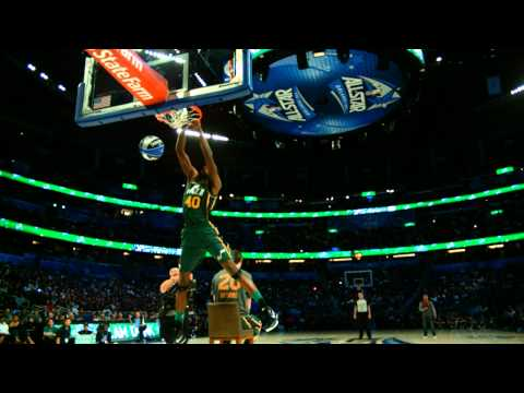 Video: 2012 NBA Slam Dunk Contest in Super Slow Motion