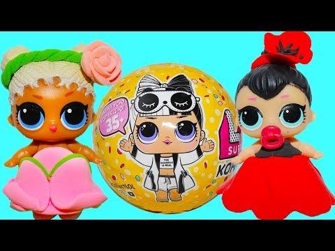 КУКЛЫ ЛОЛ 3 СЕРИЯ 2 ВОЛНА НОВЫЕ ПЛАТЬЯ для кукол 3 серия Мультик для детей | TOYS AND DOLLS