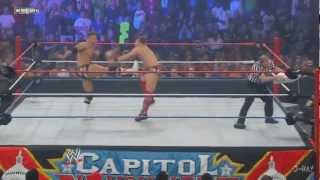 WWE Capitol Punishment 2011 Highlights [720p HD]