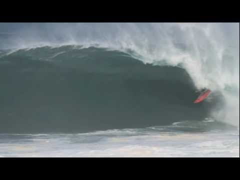 Greg Long at Puerto – Ride of the Year entry in the Billabong XXL Big Wave Awards 2012 - CCTV Video placeholder