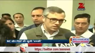 Article 370: Kashmir parties slam talk of revocation