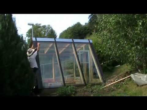 construcción de un invernadero de diseño diy en 5 minutos   YouTube