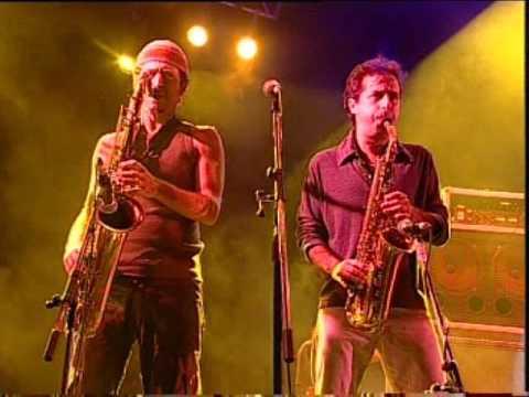 La Mississippi video Fauna de bar - San Pedro Rock II / Argentina 2004