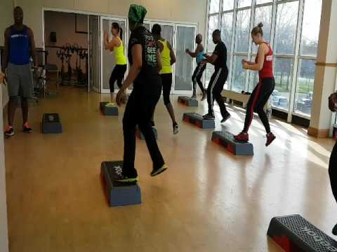 Become a step aerobics instructor