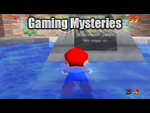 preview-Luigi in Super Mario 64 (N64) (Yuriofwind)