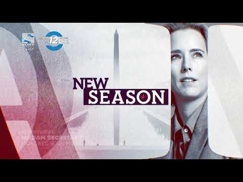 unifi TV : Premiere Madam Secretary Season 5 at SONY Channel (CH457)