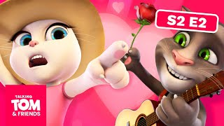 Talking Tom and Friends - Extreme First Date   Season 2 Episode 2