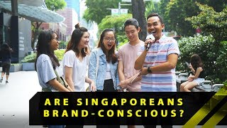 Video Are Singaporeans Brand-Conscious?   Word On The Street MP3, 3GP, MP4, WEBM, AVI, FLV Desember 2018
