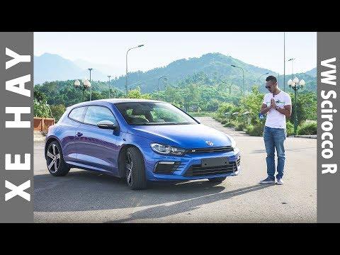Đánh giá xe Volkswagen Scirocco R - hot hatch 1,7 tỷ đồng |XEHAY.VN|