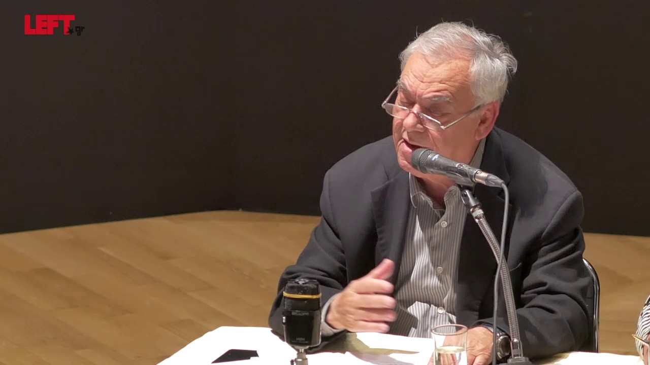 Από τη χρεοκοπία και τα μνημόνια στη βιώσιμη ανάπτυξη -Γιάννης Δραγασάκης