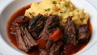 Slow Cooker Beef Stew by Tasty