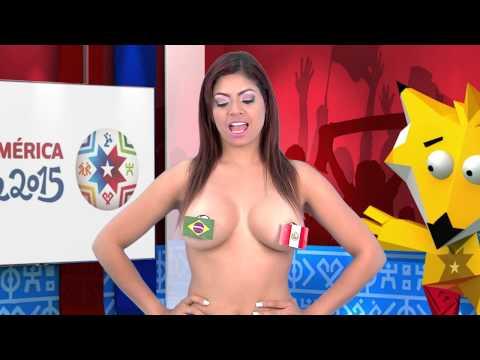 Teta Teresa - Dự đoán Copa America 2015