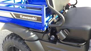 8. 2020 Kawasaki Mule SX 4X4 XC FI