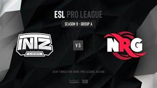 INTZ vs NRG - ESL Pro League Season 9 NA- map2 - de_train [SSW & MintGod]
