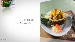 Pasa Thai Restaurant - Sublime Food