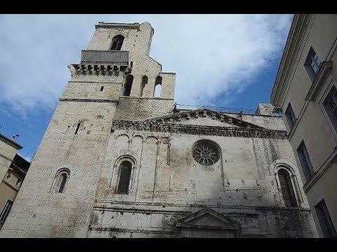 Places to see in ( Nimes - France ) Cathedrale Notre Dame Et Saint Castor de Nimes
