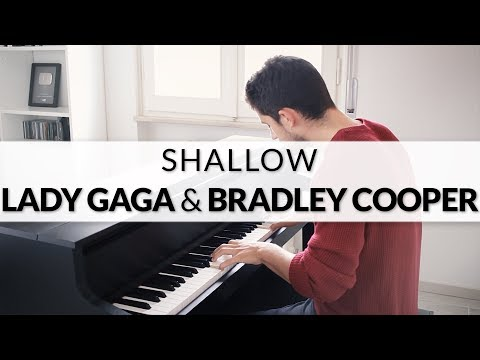Video Lady Gaga & Bradley Cooper - Shallow (A Star Is Born) | Piano + Strings Cover download in MP3, 3GP, MP4, WEBM, AVI, FLV January 2017