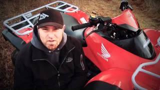 3. 2012 Honda 680 Rincon Test Ride