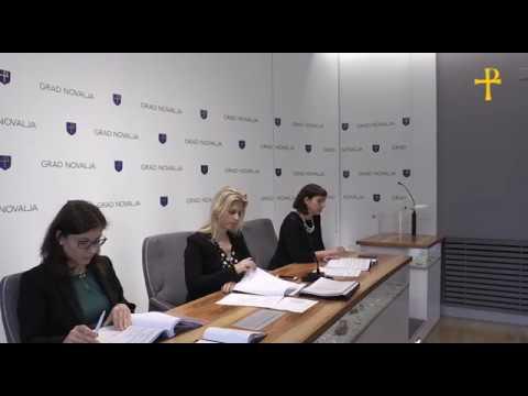 LokalnaHrvatska.hr Novalja 6. sjednica Gradskog vijeca Grada Novalje - 15.3.2018. Treci dio