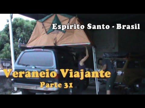 Veraneio Viajante 31: De Dores do Rio Preto (ES) a Vila Velha (ES)