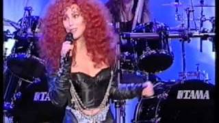 Cher - It's In His Kiss (Live With Mickey Mouse)