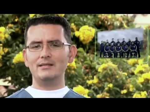 Carlos Entrena, egresado de la Escuela Colombiana de Rehabilitación.