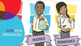 Construção dos Projetos Político Pedagógico (PPP) e currículos