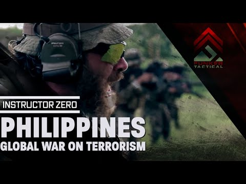 MUST SEE: Instructor Zero, The Philippines And The Global War On Terrorism!