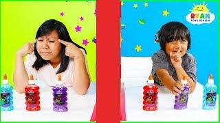 Twin Telepathy Slime Challenge!!!!