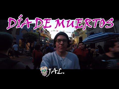 Día De Muertos Guadalajara, Tlaquepaque, Zapotlanejo 2017