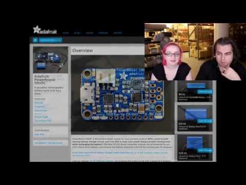 ASK AN ENGINEER – LIVE electronics video show! 8PM ET Wednesday night! 4/22/2015 (video)