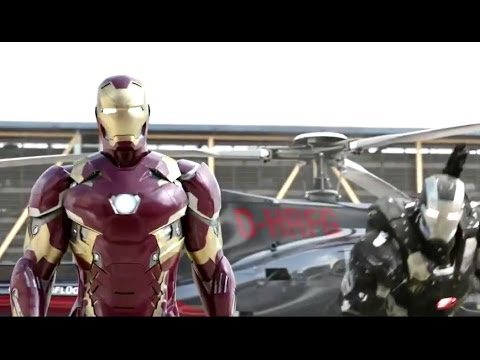 Captain America: Civil War (TV Spot 'Dangerous')