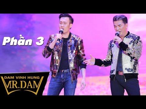 DIAMOND SHOW | Đàm Vĩnh Hưng Dương Triệu Vũ | Siêu show kỉ niệm 20 năm ca hát | Phần 3 - Thời lượng: 25:04.