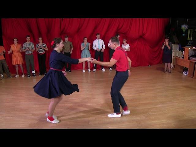 Арефьев Николай & Канидова Василиса — BW C-Class Finals at Sultans of Swing 2017
