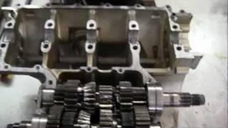 10. Motorcycle Splitting The Crank Case Pt1