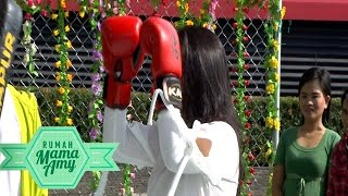 Video Selain Cantik, Gigi Ternyata Juga Jago Thai Boxing  - Rumah Mama Amy (25/4) MP3, 3GP, MP4, WEBM, AVI, FLV Desember 2017