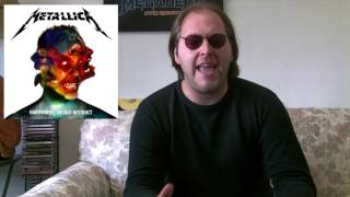 Metallica - HARDWIRED...TO SELF-DESTRUCT Album Review