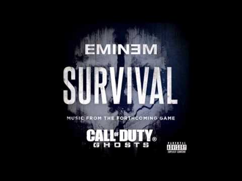 survival - Eminem -Survival Music video by Eminem performing Survival. (C) 2013 Aftermath Records #VEVOCertified on August 14, 2013. I Do not take full credit for this ...
