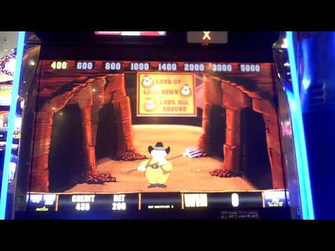 Paul Bunyan Bigfoot slot bonus win at Parx Casino
