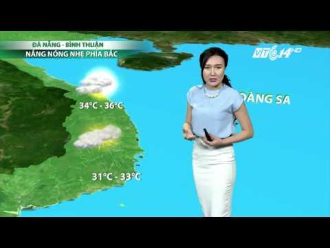 (VTC14)_Thời tiết 6h ngày 23/06/2017
