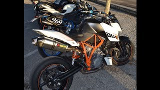 7. KTM Super Duke 990R