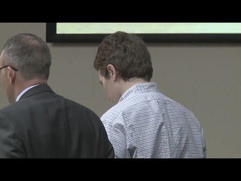 Riley Gaul apologizes to Emma Walker's family during sentencing hearing