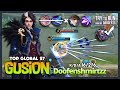 The King is Back? Doofenshmirtzz Top Global Gusion S7