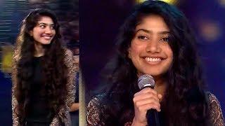 Video Sai Pallavi Most Blushing Moment While Talking On Stage @Award Function | Filmy Monk MP3, 3GP, MP4, WEBM, AVI, FLV Januari 2019