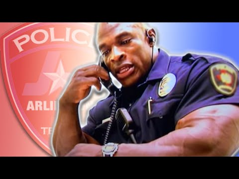 Ronnie Coleman The Unbelievable Remastered in 1080HD - Part 2 Police Officer | Ronnie Coleman