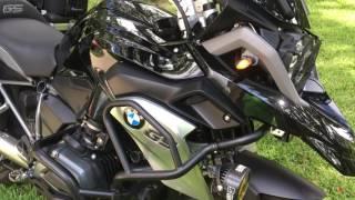 9. 2016 BMW R1200GS Triple Black